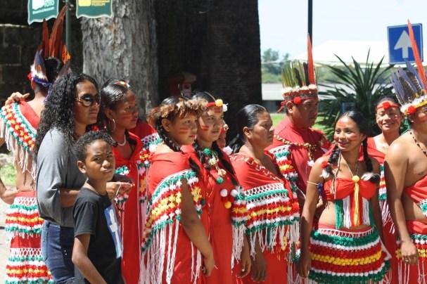 caifesta XI - suriname indigenous people at fort zeelandia (15)