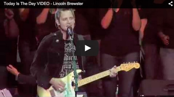 "MTV of the Day: Lincoln Brewster's ""Today is the Day"""