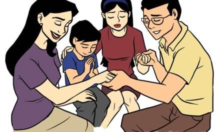 Sa Pagpapalaki ng Anak,  ang Magulang Dapat ang Pinaka-taimtim Magdasal Part 2