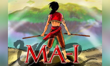 BOOK FEATURE: Ma-I Komiks Series