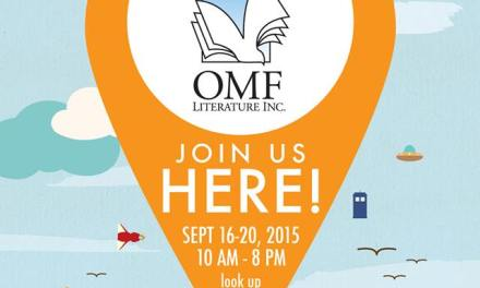 OMF Literature Highlights Filipino Authors at the 36th Manila International Book Fair