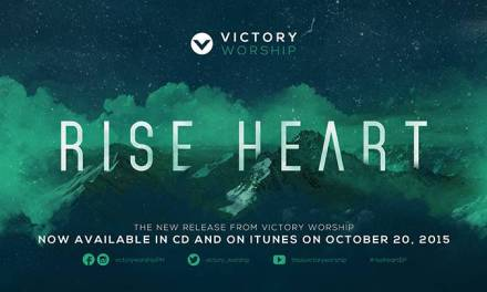"""Victory Worship to Release """"Rise Heart"""" on October 20"""