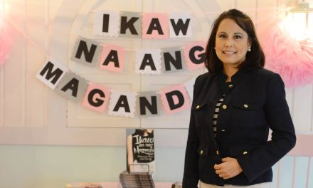 Ikaw Na Ang Maganda Book 2: Dress Up Pure and Lovely Press Launch