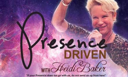 Heidi Baker Shares Faith for Miracles at Presence Driven Conference 2017