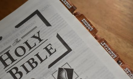 Certified Positive's Bible Tab Stickers: A Better Way to Navigate Your Bible