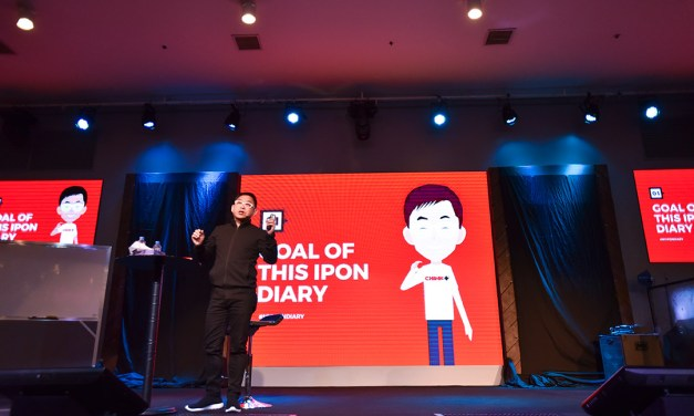 "Chinkee Tan Debuts ""My Ipon Diary"""