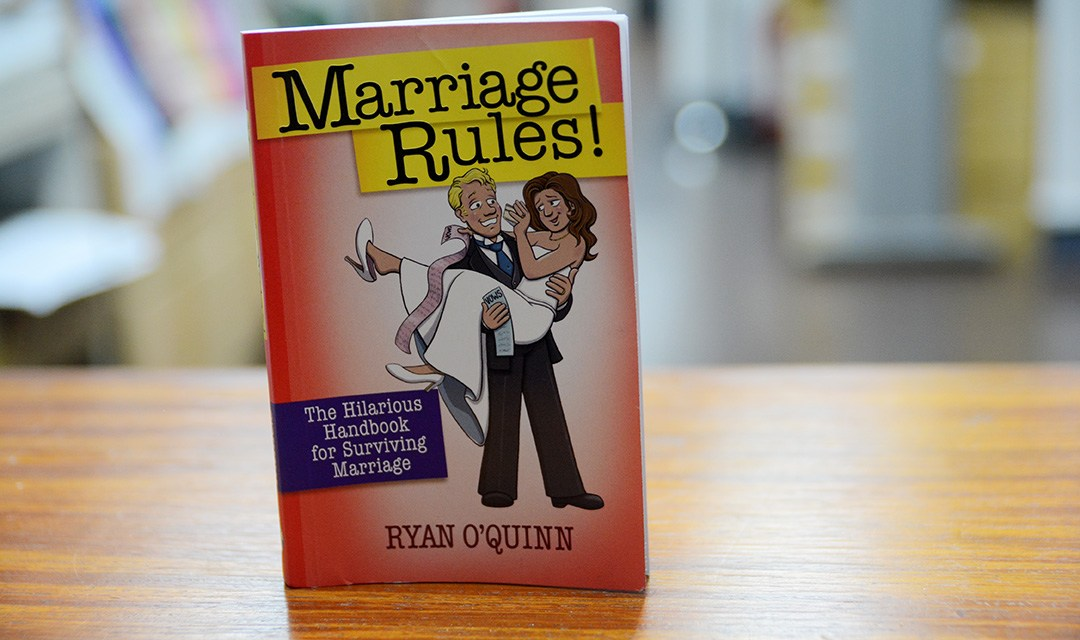 BOOK REVIEW: Marriage Rules, The Hilarious Handbook for Surviving Marriage