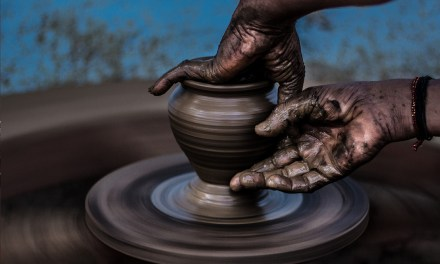 Clay in the Potter's Hand