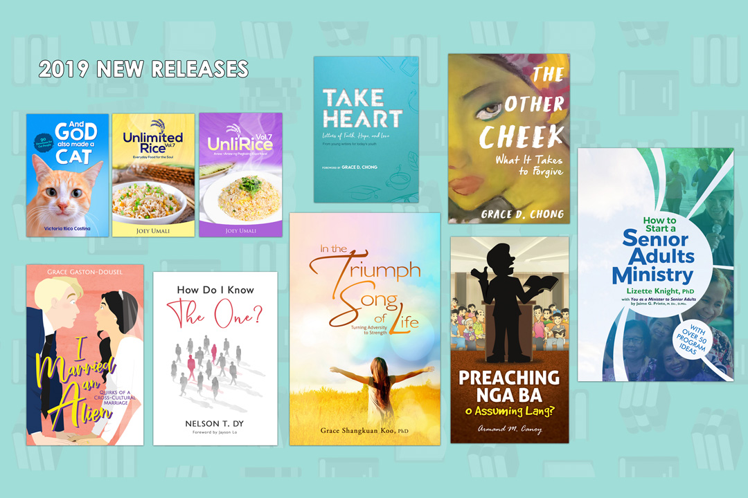 New Church Strengthening Ministry Book Titles