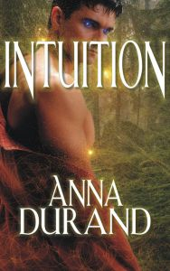 Book Cover: Intuition (Psychic Crossroads, Book 2)