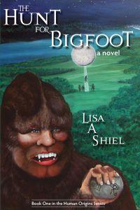 Book Cover: The Hunt for Bigfoot (Human Origins, Book 1)