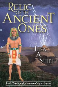 Book Cover: Relic of the Ancient Ones (Human Origins, Book 3)