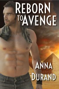 Book Cover: Reborn to Avenge (Reborn, Part 3)