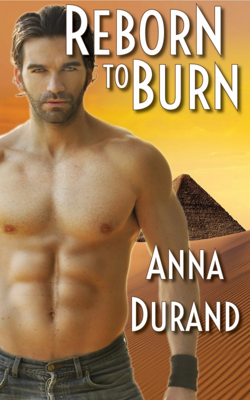 Book Cover: Reborn to Burn (Reborn, Part 2)