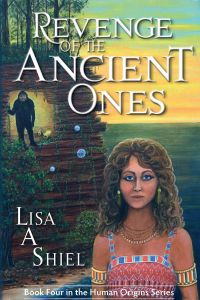 Book Cover: Revenge of the Ancient Ones (Human Origins, Book 4)