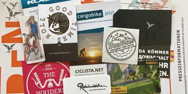 Eurobike 2017 – Auf einen Kaffee in der Blogger Base
