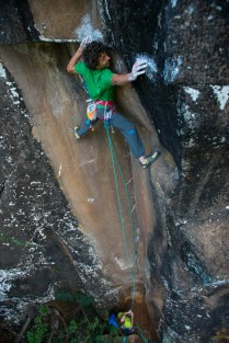 Climbing in Reunion - Copyright: The North Face®/Damiano Levati