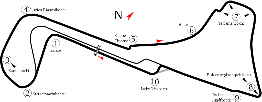 Zolder map