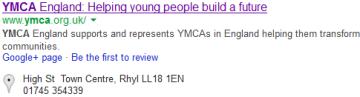 YMCA Rhyl
