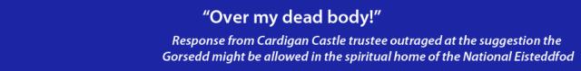 Hedydd Jones remark