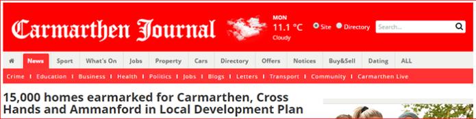 Carmarthenshire LDP