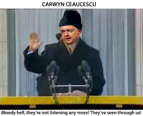Carwyn Ceaucescu