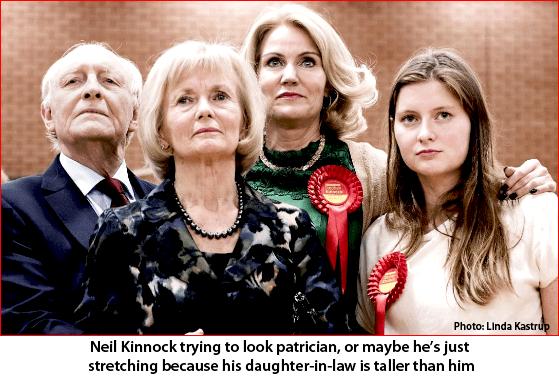 Kinnocks normal