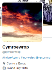 Welsh Independence, But For The Right Reasons