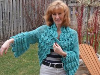 Flamenco Shrug