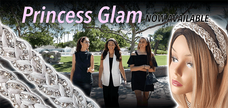 Princess Glam is Now Available