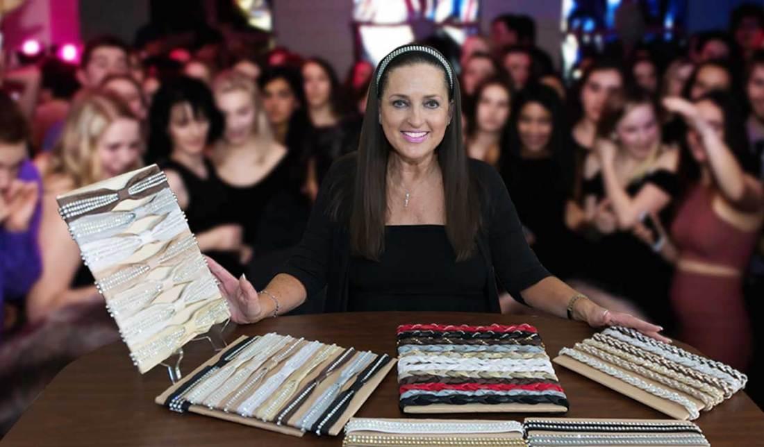 Jacqueline Designer Headbands