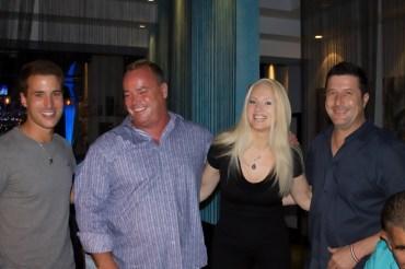 George Allen, Jacqueline and Frank (Owner)