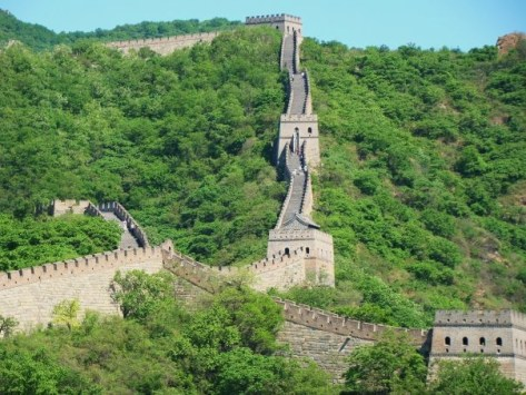 He who has not climbed the Great Wall is not a true man. - Mao Zedong