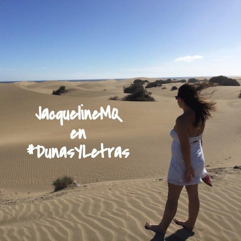Jacquelinmq entrevista en dunas y letras
