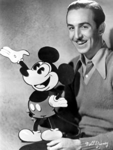 Walt & Mickey 1930