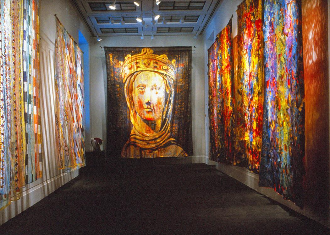 01  Maria Regina, Art Gallery of Mississauga