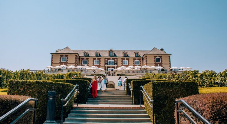 Domaine Carneros in Napa Valley
