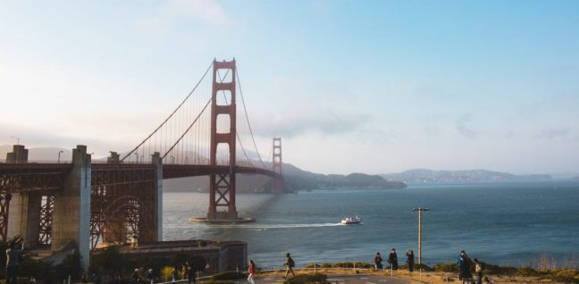 Iconic San Francisco Landmarks: The Golden Gate Bridge