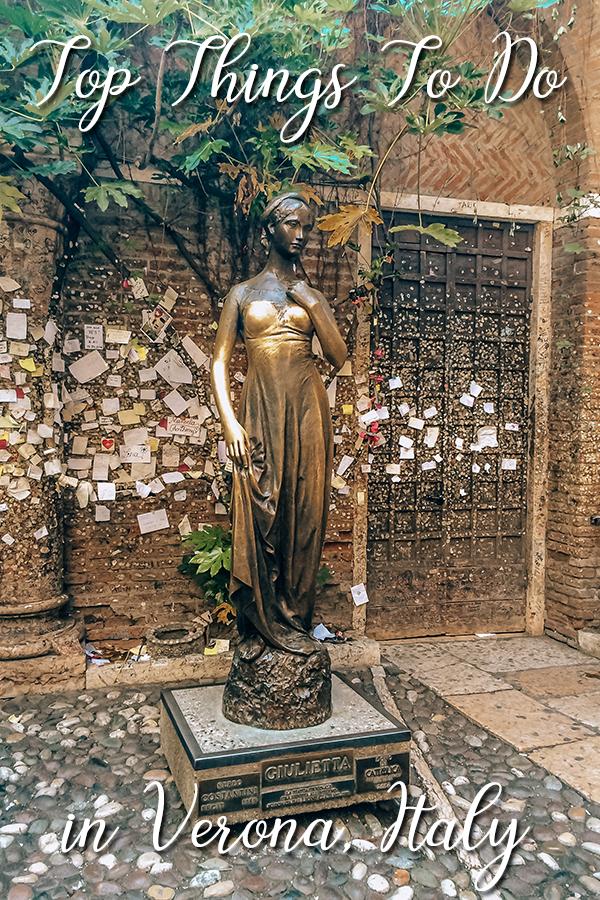 Giuletta Statue