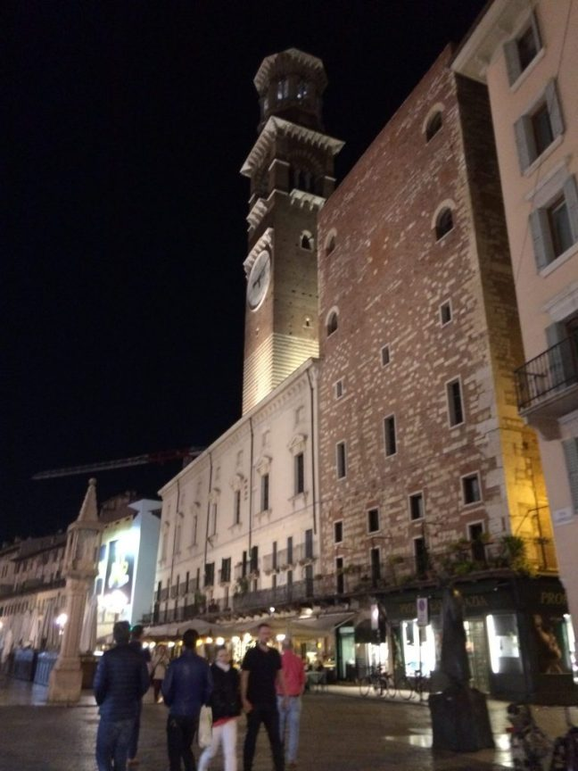 Things To Do in Verona, Italy: Piazza delle Erbe