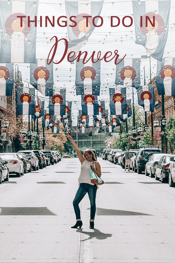 Click here to see a collection of random things to do in Denver, Colorado! This list contains bars, restaurants, art and cityscapes!