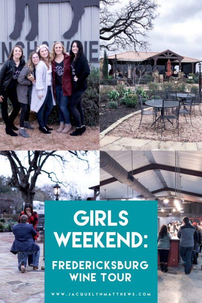 Girls Weekend: Fredericksburg Wine Tour Where to eat, sleep and drink!