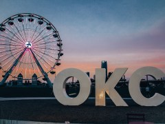 Oklahoma City Wheeler Ferris Wheel