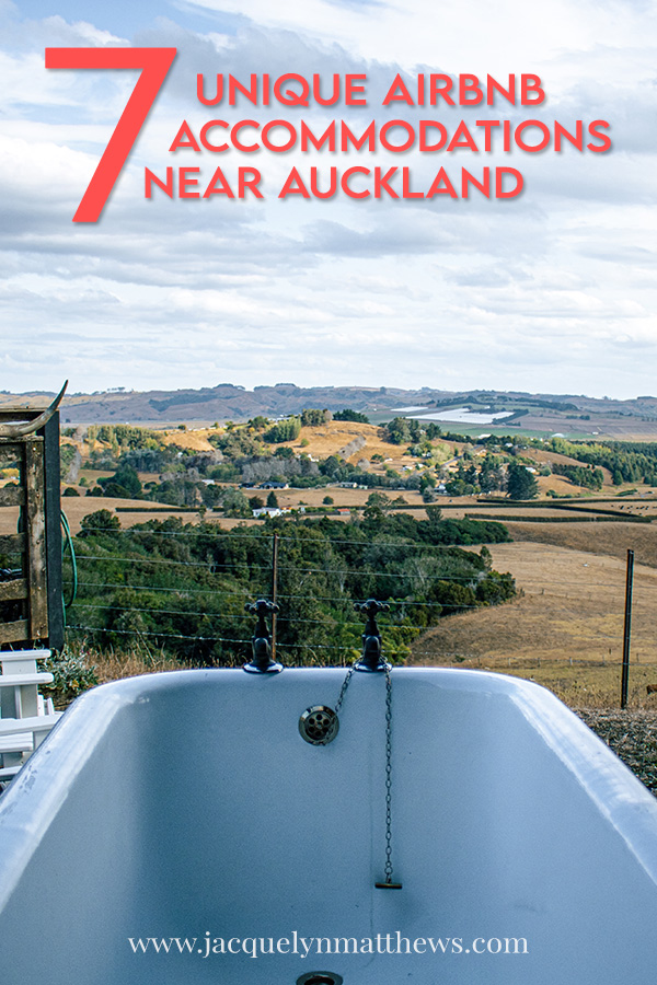 If you're looking for unique accommodations near Auckland, I've compiled a list of my favorites from five different websites.