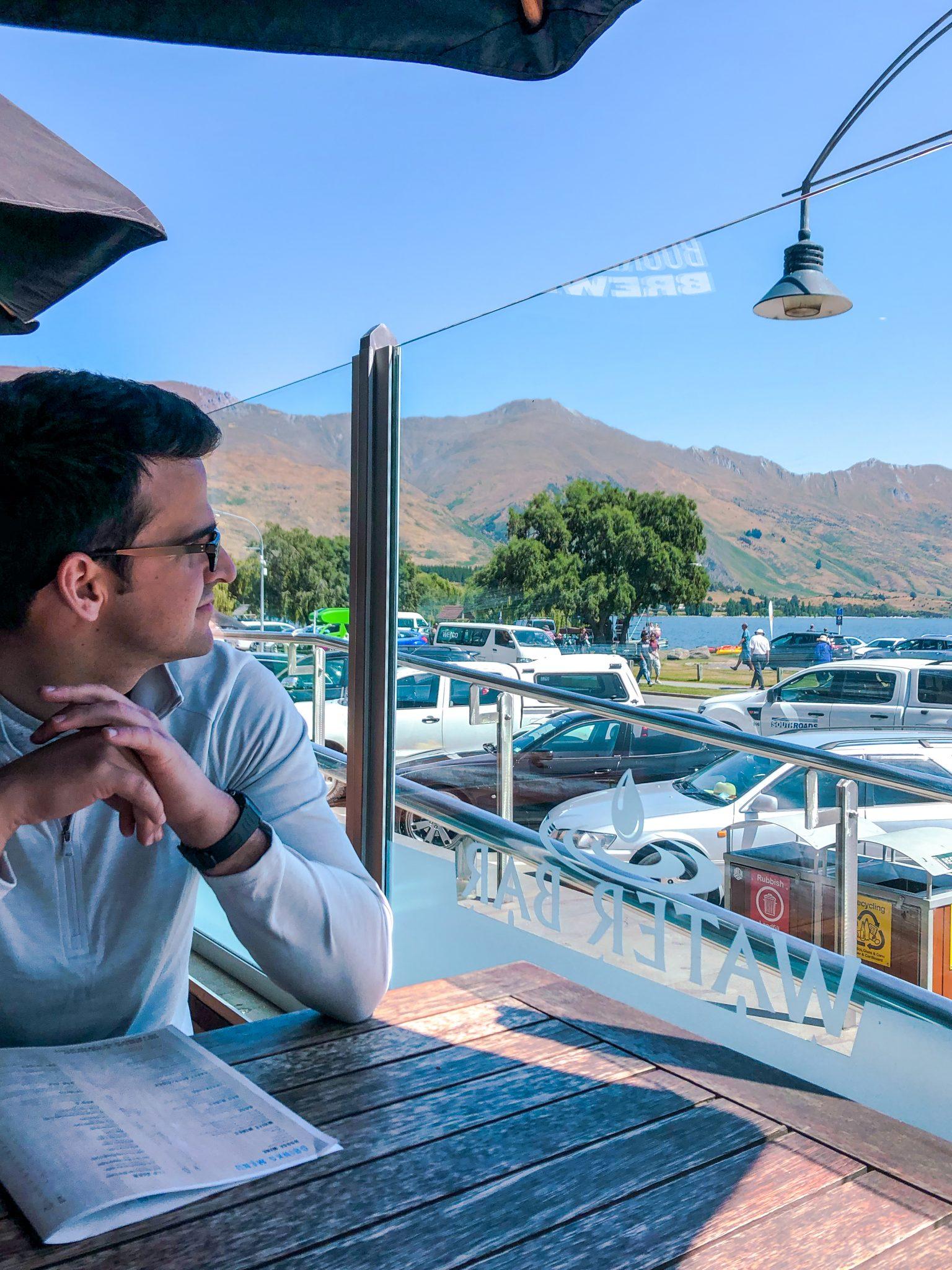 Wanaka Restaurants: Water Bar