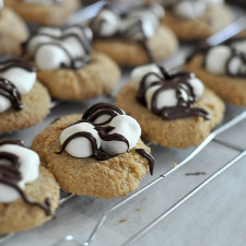 smores cookie recipe Jacquelynne Steves