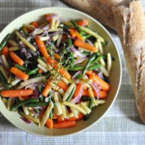 Easy Green Beans recipe side dish Jacquelynne Steves