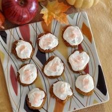 Pumpkin Cookies recipe Jacquelynne Steves