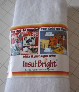 insulbright for potholder- Jacquelynne Steves