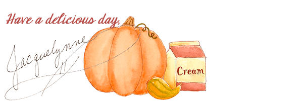 HaveADeliciousDay-PumpkinCream